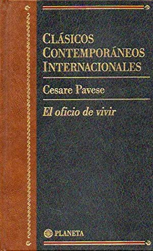 EL OFICIO DE VIVIR (1935-1950). Trad. Ángel Crespo.: Pavese, Cesare.