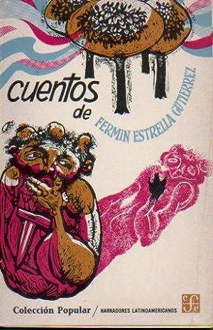 ANTOLOGÍA DE CUENTOS. 1ª edición,de 5.000 ejemplares: Estrella Gutiérrez, Fermín.