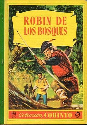 ROBÍN DE LOS BOSQUES. Ilustraciones de Ángel: Gavin, Pilar (Adapt.)