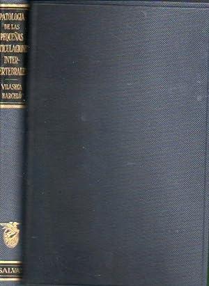 PATOLOGÍA DE LAS PEQUEÑAS ARTICULACIONES INVERTEBRALES. CLÍNICA: Vilaseca, J. Mª
