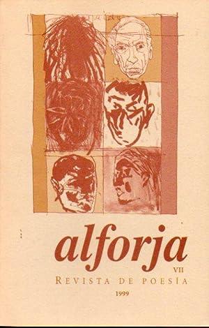 ALFORJA. Revista de Poesía. Nº VII. Susana: Anaya, José Vicente
