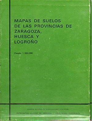 MAPAS DE SUELOS DE LAS PROVINCIAS DE: Guerra Delgado, A.