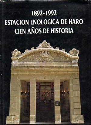 ESTACIÓN ENOLÓGICA DE HARO, CIEN AÑOS DE: Pascual Corral, Javier