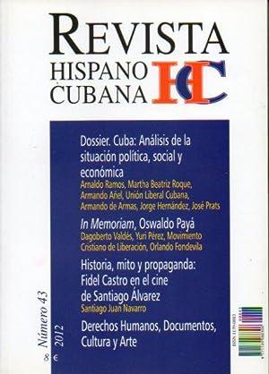 REVISTA HISPANO CUBANA. Nº 43. VirgilioPiñera: Cuentos: Martínez-Corbalán, Javier (Dir.)