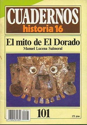 CUADERNOS HISTORIA 16. Nº 101. EL MITO: Lucena Samoral, Manuel.