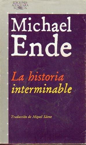LA HISTORIA INTERMINABLE DE LA A A: Ende, Michael.