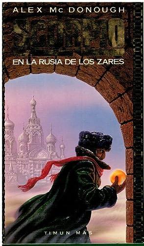 SCORPIO. Vol. 3. EN LA RUSIA DE: McDonough, Alex.