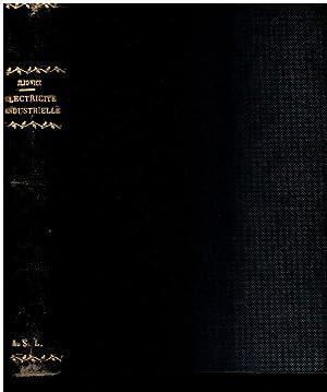 COURS MOYEN D ÉLECTRICITÉ INDUSTRIELLE. 12e éd.: Iliovici, M. A.