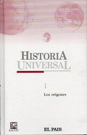 HISTORIA UNIVERSAL SALVAT. Vol. 1. LOS ORÍGENES.: Navarro, Francesc (Dir.)