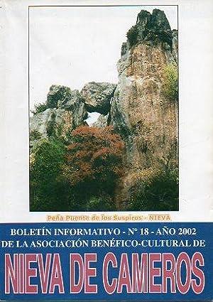 NIEVA DE CAMEROS. Boletín Informativo de la Asociación Benéfico-cultural de ...