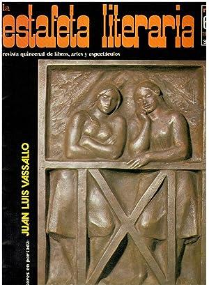 LA ESTAFETA LITERARIA. Revista Quincenal de Libros,: Solís, Ramón (Dir.)