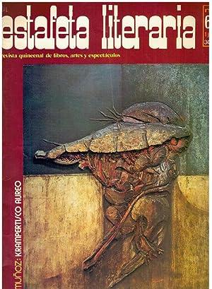 LA ESTAFETA LITERARIA. Revista Quincenal de Libros,: Aragonés Daroca, Juan