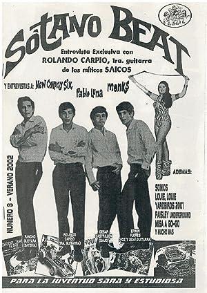 SÓTANO BEAT. Para la juventud sana y: García, R. /