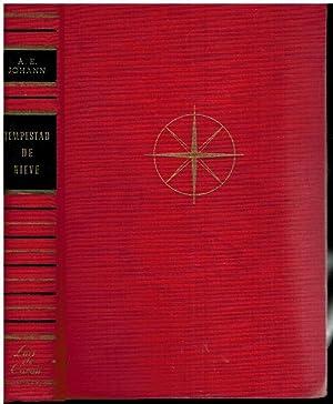 TEMPESTAD DE NIEVE. 1ª ed. española. Trad.: Johann, A. E.