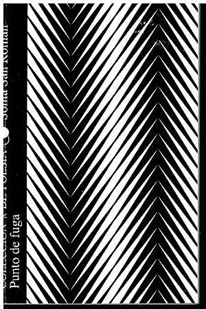 PUNTO DE FUGA. 1ª edición. Dedicado por: San Román, Sonia.