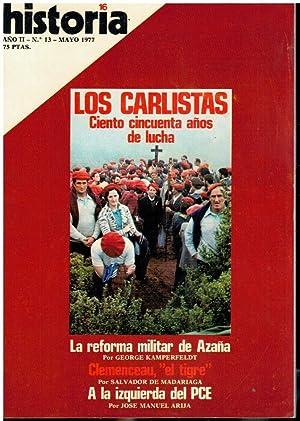 HISTORIA 16. Año II. Nº 13. Informe: Pardo de Santayana,