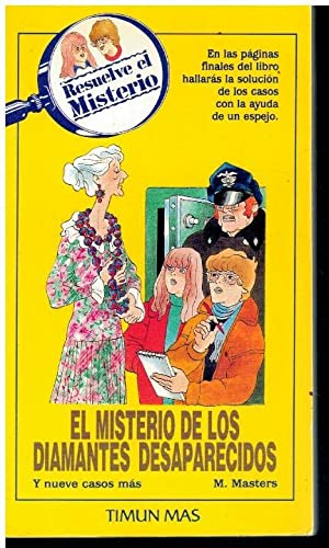 EL MISTERIO DE LOS DIAMANTES DESAPARECIDOS Y: Masters, M.