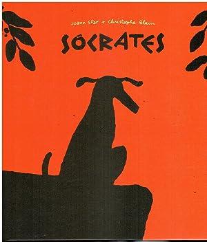 SÓCRATES. 1ª edición en español. Trad. Joana: Sfar, Joann /