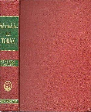 ENFERMEDADES DEL TORAX. Con 634 ilustraciones en 288 figuras. Trad. Alberto Folch y Pi.: Hinshaw, H...