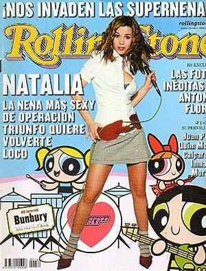 ROLLING STONE. Nº 30. Entrevista con Bunbury.: Rodríguez, Andrés (Dir.)