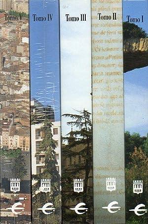 HISTORIA DE LA CIUDAD DE LOGROÑO. 5 vols. I. Urbano Espinosa Ruiz (Coord.): Antigüedad....