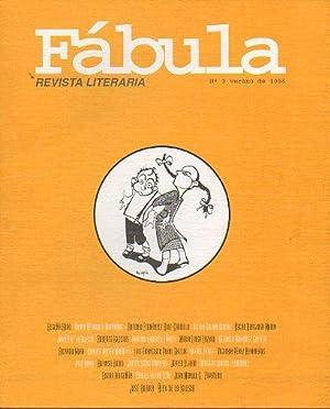 FÁBULA. Revista Literaria. Nº 2. Textos de: Villar Flor, Carlos