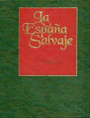 LA ESPAÑA SALVAJE. Vol. 3. LOS BOSQUES DEL NORTE. FAUNA (I). ECOSISTEMAS.: Cardelús, Borja (Dir.)