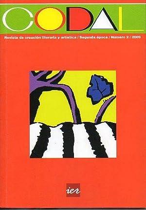 CODAL. Revista de Creación Literaria y artística.: Marín A., Diego