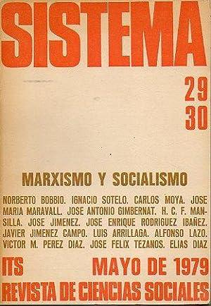 SISTEMA. REVISTA DE CIENCIAS SOCIALES. Nº 39-30.: Díaz, Elías (Dir.)