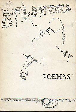 ATLANTES. POEMAS.: Colectivo Atlantes. Sección de Poesía.