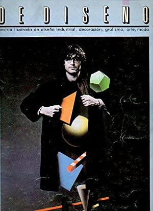 DE DISEÑO. Revista ilustrada de Diseño Industrial,: Larrea, Quim /