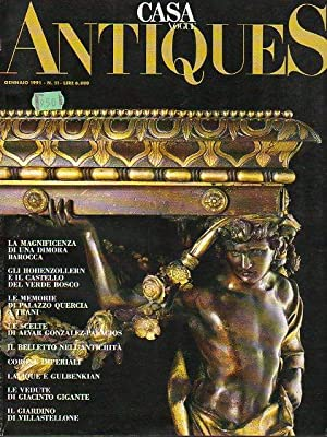 ANTIQUES. CASA VOGUE. Nº 11.: Tutino Vercelloni, Isa