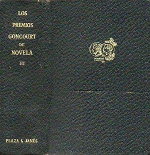 LOS PREMIOS GONCOURT DE NOVELA. Vol. III.: Leblond, Marius-Ary /