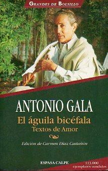EL ÁGUILA BICÉFALA. Textos de Amor. Edición: Gala, Antonio.