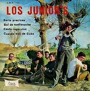 Discos-Singles. LOS JUNIOR S. 1. PERLA PRECIOSA: Los Junior s.