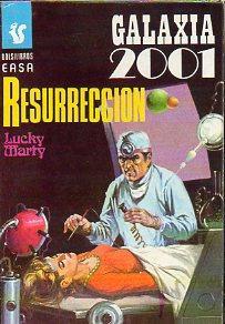 RESURRECCIÓN.: Marty, Lucky (Jesús