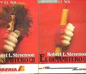 EL DINAMITERO. 2 vols. Trad. Luis Loayaza.: Stevenson, Robert L.