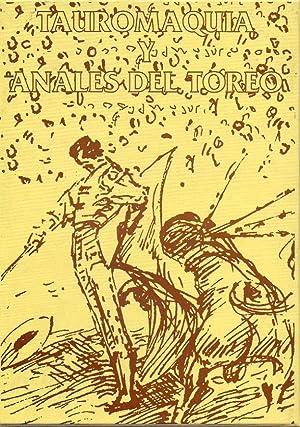 TAUROMAQUIA Y ANALES DEL TOREO. Introducción a la tauromaquia, por Virgilio Albero, y edici&...