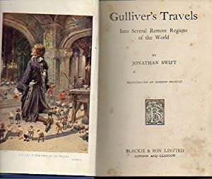GULLIVER S TRAVELS. Into Several Remote Regions: Swift, Jonathan.