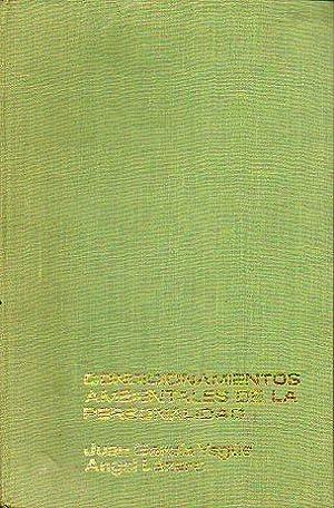 CONDICIONAMIENTOS AMBIENTALES DE LA PERSONALIDAD.: García Yagüe, Juan