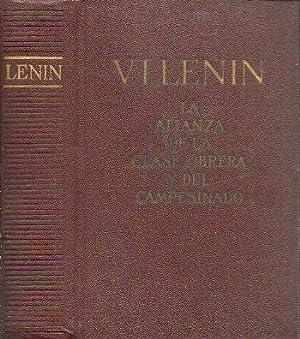 LA ALIANZA DE LA CLASE OBRERA Y: Lenin, V. I.