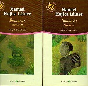 BOMARZO. Pról. de Roberto Bolaño. 2 vols.: Mujica Láinez, Manuel.