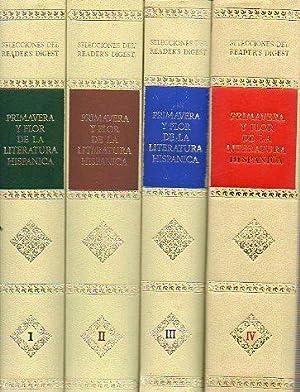 PRIMAVERA Y FLOR DE LA LITERATURA HISPANICA.: Alonso, Dámaso /