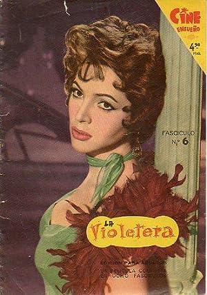 LA VIOLETERA. Película completa en 8 fascículos.: Ed. Fher.