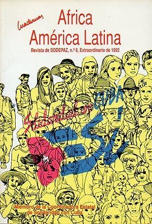 ÁFRICA AMÉRICA LATINA. Revista de análisis Sur-Norte: Cte. Redacción (Ibeas,