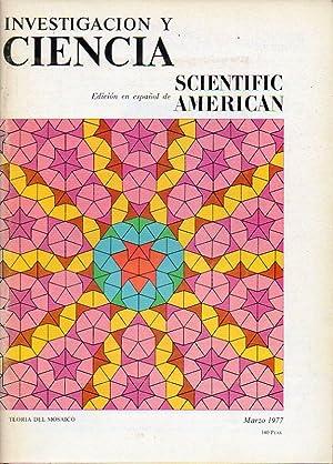 INVESTIGACIÓN Y CIENCIA. Edición española de Scientific: Gracia Guillén, Francisco