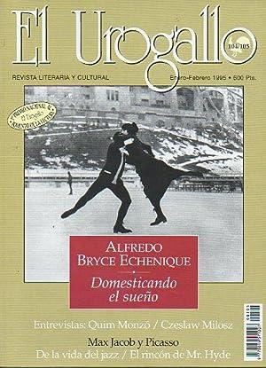 EL UROGALLO. Revista literaria y cultural. Nº: Gabriel y Galán,