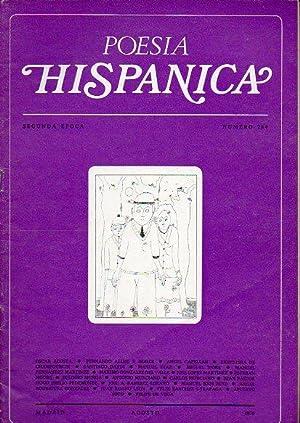 POESÍA HISPÁNICA. II Época. Nº 284. Ángel: García Nieto, José