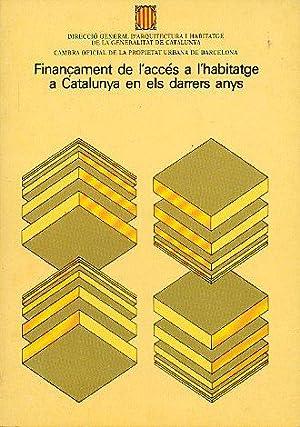 FINANÇAMENT DE L ACCÉS A L HABITATGE: Jover, Agustí (Coord.)