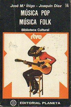 MUSICA POP / MUSICA FOLK.: Íñigo, José Mª